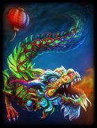 SMITE Ao Kuang alt Sacred Dragon