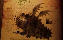 Gronckel Buch der Drachen