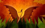 Holzklau Dragons Buch der Drachen