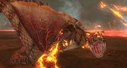 MHO-Flame Tigrex Screenshot 004