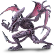 Ridley Super Smash Bros Ultimate