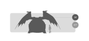 Büffelstachel Größe