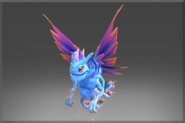 Puck DotA Mischievous Dragon Set