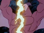 Der Dark One setzt seine Kräfte ein She-Ra Princess of Power