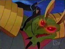 Zorro and Dragon Sorcerer Zorro - The Samurai and the Sorcerer