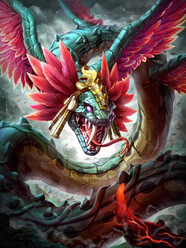 Kukulkan (SMITE) | Drachen Wiki | Fandom