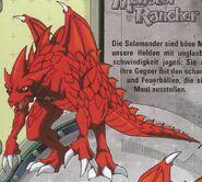 Salamander MR