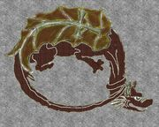 Drachenorden Symbol