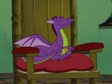 Baby Chinese Dragon Rupert