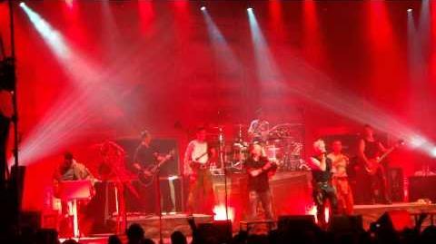 In Extremo - Ai Vis lo Lop - live 21.06.2014 @ Feuertanz Festival 2014, Burg Abenberg
