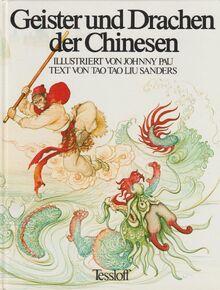 Geister und Drachen der Chinesen tessloff cover