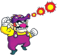 Sea Dragon Wario VBWL
