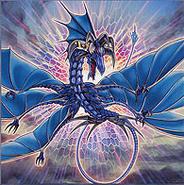 Leviathan-Drache