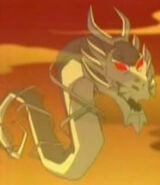 Shendu as Spirit Jackie Chan Adventures