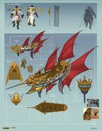 SMITE Ao Kuang Admiral Konzept