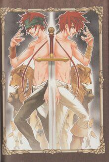 Grimms Manga - Die zwei Brüder