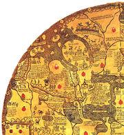 Borgia-Karte