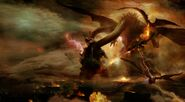 Godzilla-King-of-the-Monsters Konzept Christopher-Shy