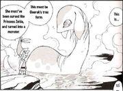GleerokTrueForm Manga