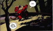 Hellboy Leonards Dragon