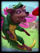 SMITE Kukulkan Dragon Doggo