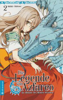 Die Legende von Azfareo bd.2 altraverse cover