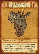 Gronckel Fischbeins Karte