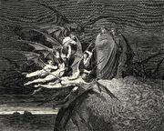 Malebranche Inferno Gustave Dore