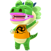 Drago Frederik Animal Crossing