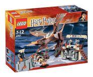 Lego Ungarische Hornschwanz Harry Potter