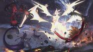 Ultra Necrozma Legendäre Pokémon