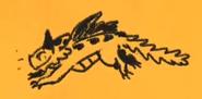 DoNR Chimeragon Zeichnung