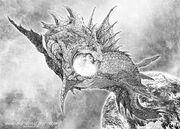 Bakunawa the filipino dragon by jrldorado