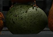 Schrecklicher Schrecken Ei