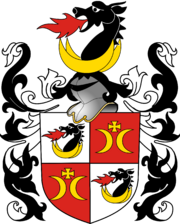 Wappen-POL COA Ostoja Ścibor