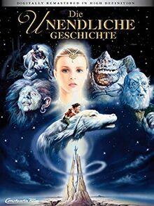 Die unendliche Geschichte Film Cover