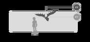 Qualmdrache Größe