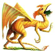 Berengarian dragon