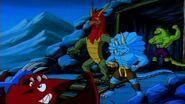 Die Werechse und seine neuen Freunde Extreme Dinosaurs