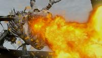 Knochenknacker Feuer