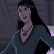 Morgan Le Fay Ultimate Spider-Man