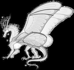 SilkWing Wings of Fire
