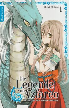 Die Legende von Azfareo bd1 altraverse cover