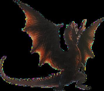 Monster Hunter Karmesinroter Fatalis