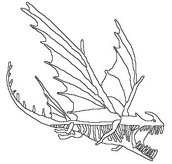 Bild Donnertrommler Ausmalbild Jpg Png Drachenzähmen Leicht