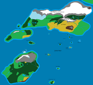 OC Landkarte gezoomt