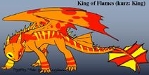 King of Flames (kurz King)