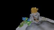 Hannes mit Giftstecher selbst gemalt - NBG