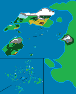 OC Landkarte wichtige Teile
