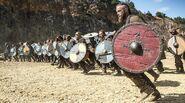 Vikings season2 battle